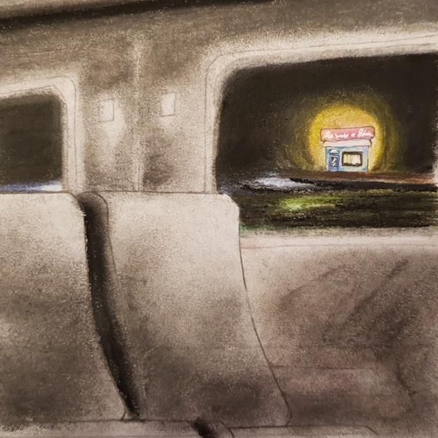 De treinreiziger